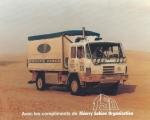 Rallye Paris Dakar 1987